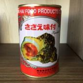 調味螺肉罐
